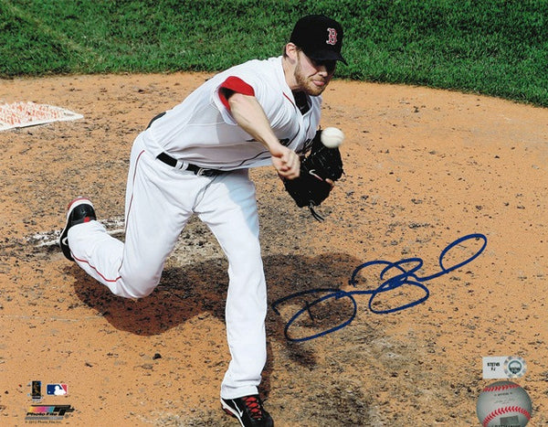 Daniel Bard Autographed 8x10 Photo - MLBPAA - Dropship Direct Wholesale