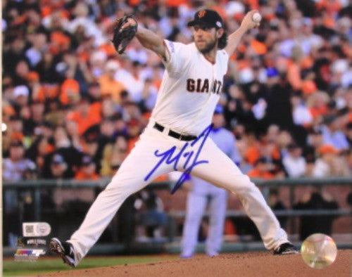 Madison Bumgarner Autographed 8x10 Giants Photo - MLBPAA - Dropship Direct Wholesale