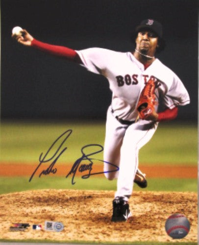 Pedro Martinez Autographed 8x10 Red Sox Photo - MLBPAA - Dropship Direct Wholesale