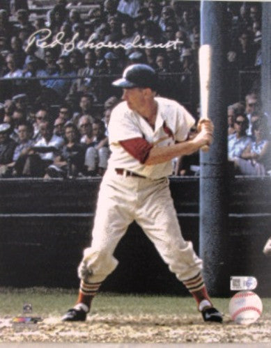 Red Schoendienst Autographed 8x10 Photo - MLBPAA - Dropship Direct Wholesale