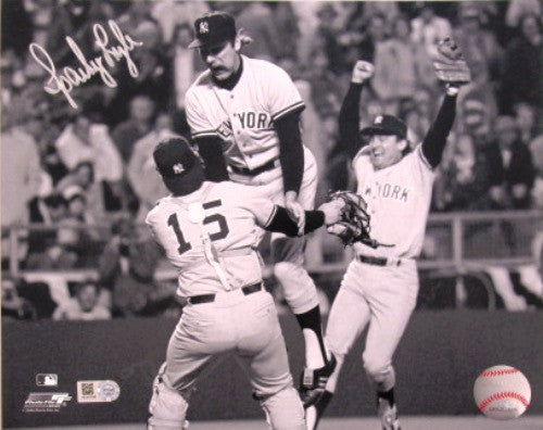 Sparky Lyle Autographed 8x10 Yankees Photo - MLBPAA - Dropship Direct Wholesale