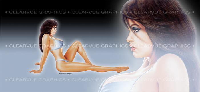 ClearVue Graphics Model# PIN-006-30-65