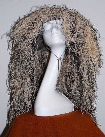 Ghillie Sniper Boonie Hat Desert Size 7.5 - GhillieSuits - Dropship Direct Wholesale