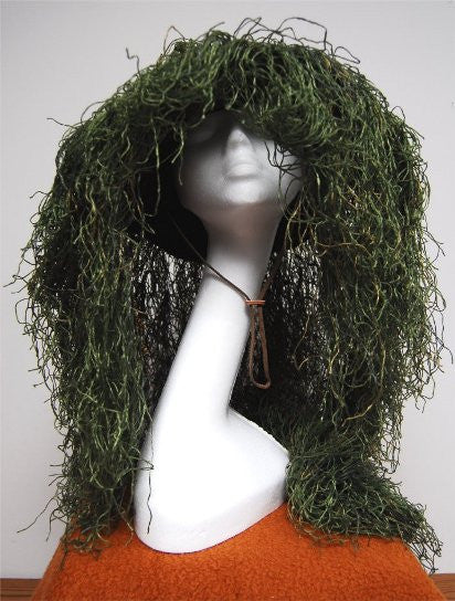 Ghillie Sniper Boonie Hat Leafy Size 7 - GhillieSuits - Dropship Direct Wholesale
