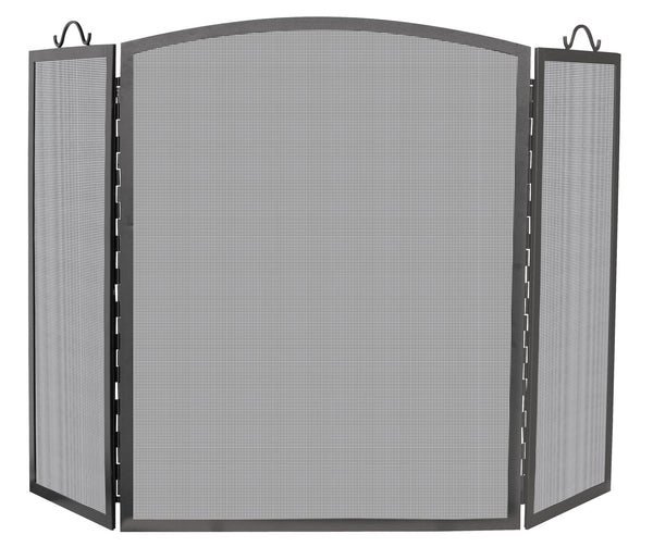 3 Panel Screen, Large - UniFlame - Dropship Direct Wholesale