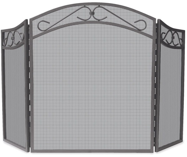 3 Fold Arch Top Screen - UniFlame - Dropship Direct Wholesale