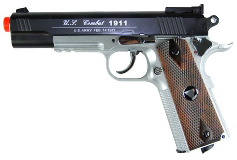 TSD CO2 Blowback M1911 Airsoft Pistol - TSD Tactical - Dropship Direct Wholesale