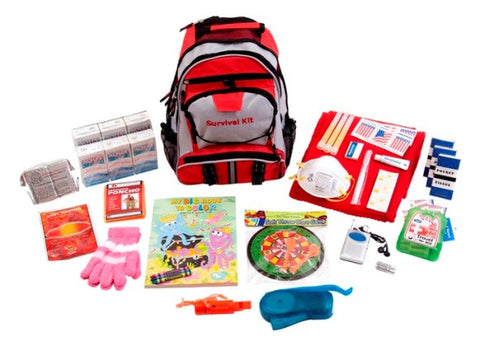 Childrens Survival Kit - Guardian - Dropship Direct Wholesale