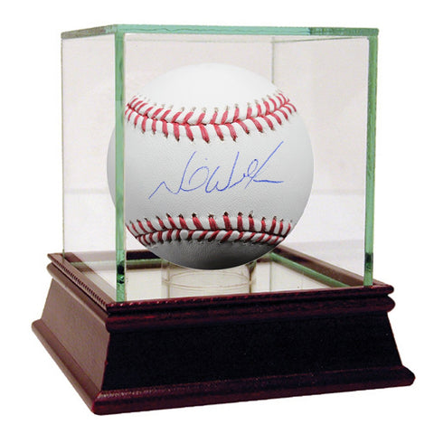 Neil Walker Signed MLB Baseball