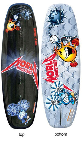 World Industries Battle Wakeboard - World Industries - Dropship Direct Wholesale