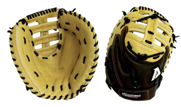 Fast Pitch Series AAR64 Softball Catcher Mitt Right Hand Throw - Akadema - Dropship Direct Wholesale