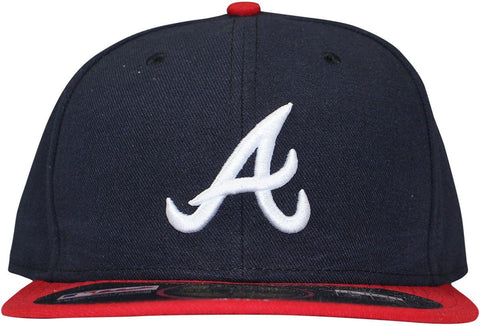Atlanta Braves New Era Fitted Hat Size 7 1/2
