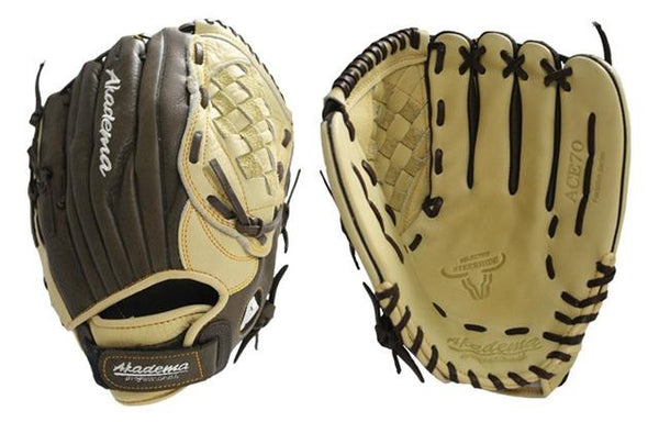 ACE-70FR Fast Pitch Design Series 13.0 Inch Fast Pitch Softball Glove Left Hand Throw - Akadema - Dropship Direct Wholesale