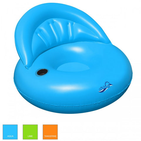 Airhead Designer Series Chair Aqua - AIRHEAD - Dropship Direct Wholesale