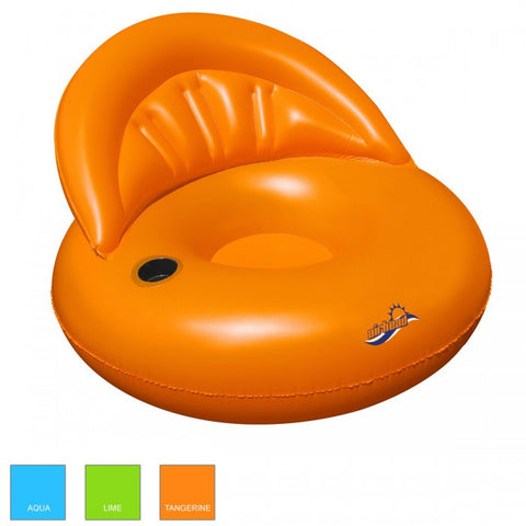 Airhead Designer Series Chair Tangerine - AIRHEAD - Dropship Direct Wholesale