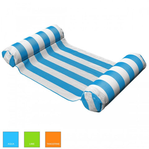 Airhead Designer Series Hammock Aqua - AIRHEAD - Dropship Direct Wholesale