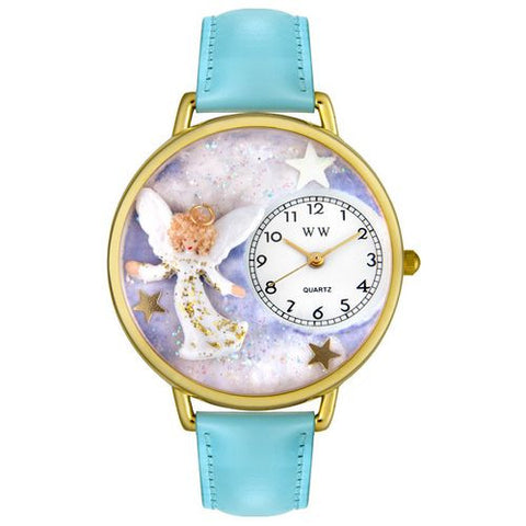 Angel Watch in Gold (Large) - Whimsical Gifts - Dropship Direct Wholesale