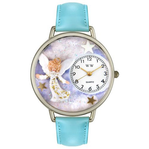 Angel Watch in Silver (Large) - Whimsical Gifts - Dropship Direct Wholesale