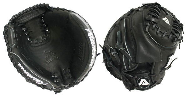 APP-240FR Pro Soft Series 33.5 Inch Baseball Catchers Mitt Left Hand Throw - Akadema - Dropship Direct Wholesale