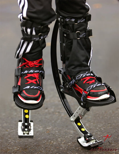 Air-Trekker Jumping Stilts Youth Model -Large 95-120 lbs - Air-Trekkers - Dropship Direct Wholesale - 2