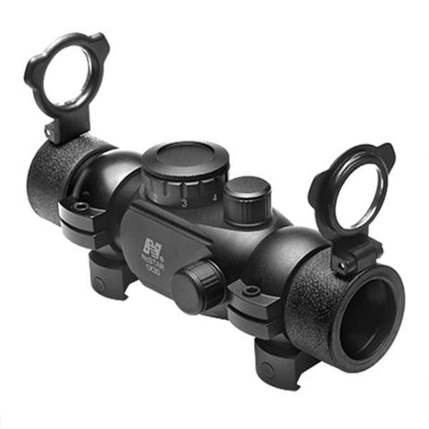 NcStar 1x30 T-style Red Dot Sight - NcSTAR - Dropship Direct Wholesale