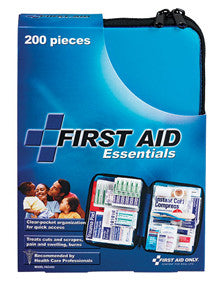 200 Piece all purpose kit- medium softsided case- 1 ea. - First Aid Only - Dropship Direct Wholesale