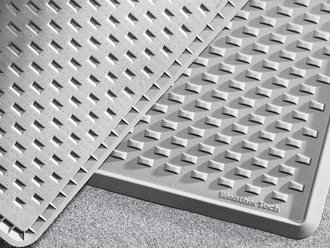 "IndoorMat Black Indoor Mat 48"" x 30"" - WeatherTech - Dropship Direct Wholesale - 2"