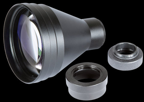 Armasight 5x A-Focal Lens with Adapter 24/25 (PVS7 PVS14) - Armasight - Dropship Direct Wholesale