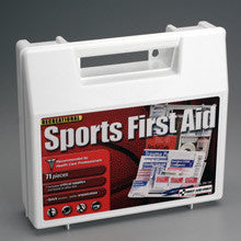 71 Piece sports kit- large plastic case- 1 ea. - First Aid Only - Dropship Direct Wholesale