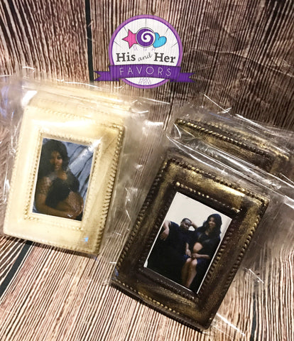 10 Picture Frame W Edible Image
