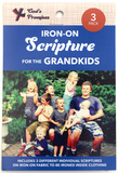 Iron-on Scripture for Grandkids