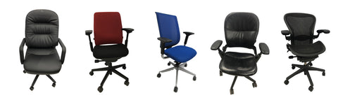 Pre-Owned Office Chairs