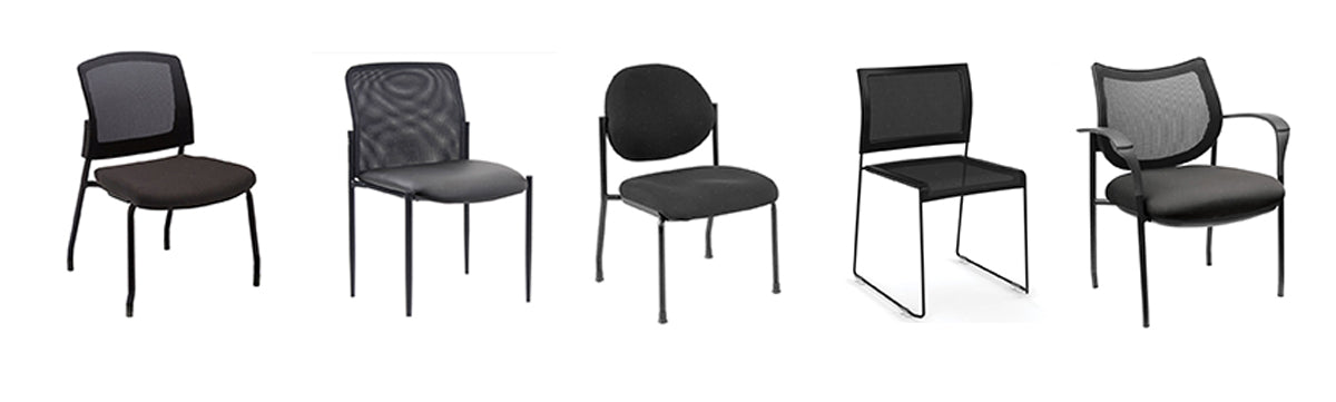 Guest & Reception Chairs (Non-Swivel)