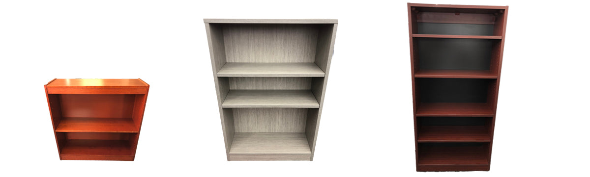 Bookcases and Cabinets
