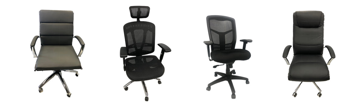 New Swivel Chairs for Desk or Conference