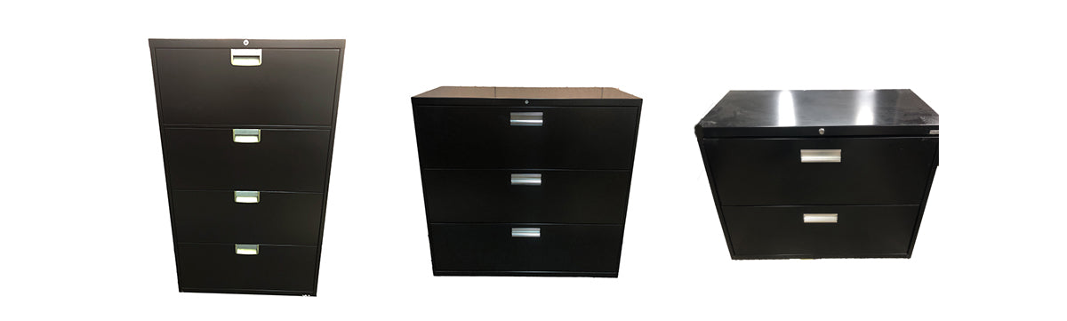 Pre-Owned File Cabinets