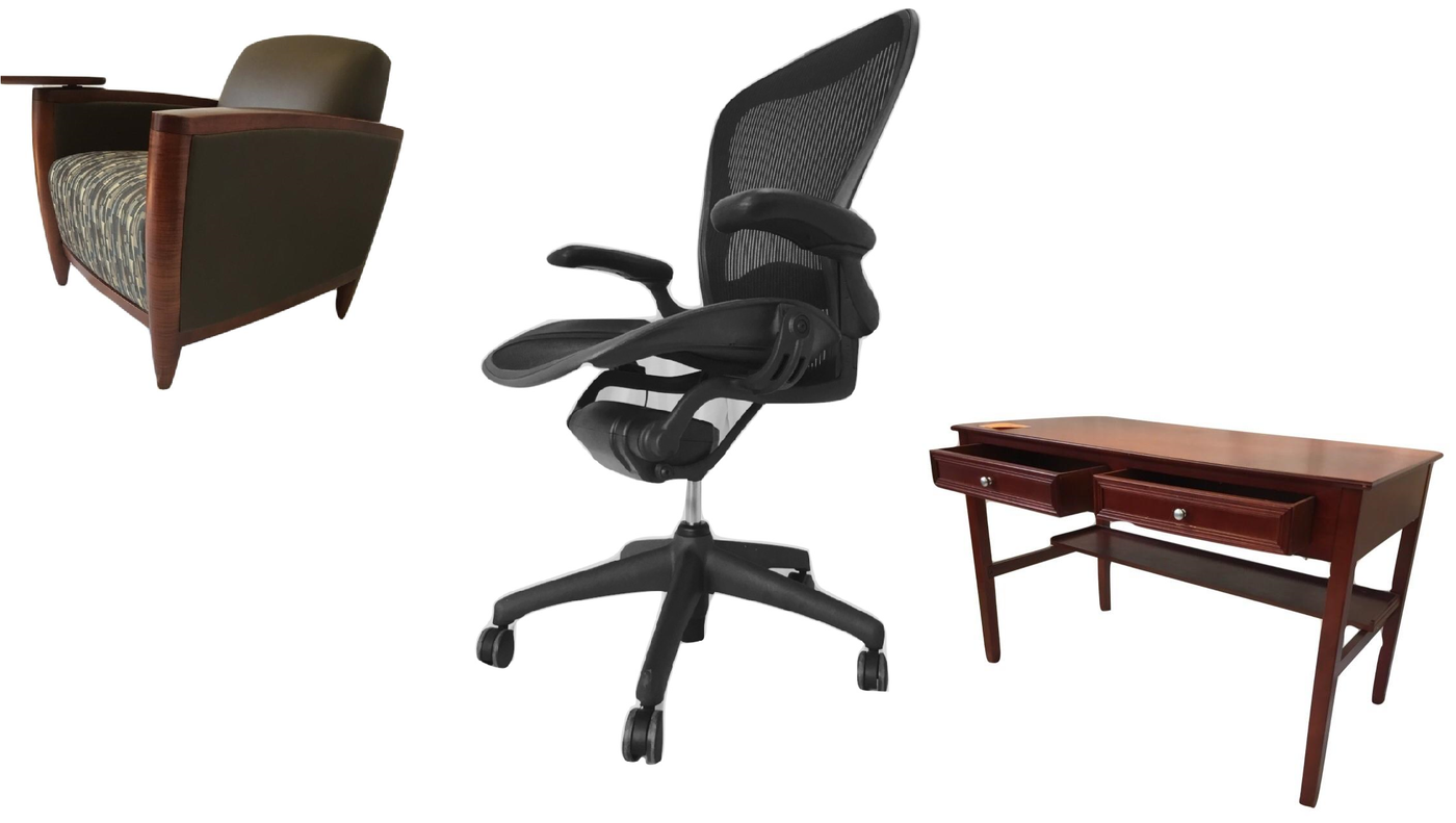 High Quality Pre-Owned & NEw Office furniture