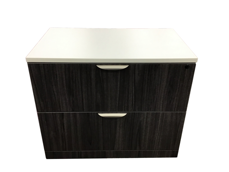 Office Source 2 Drawer Lateral in Laminate