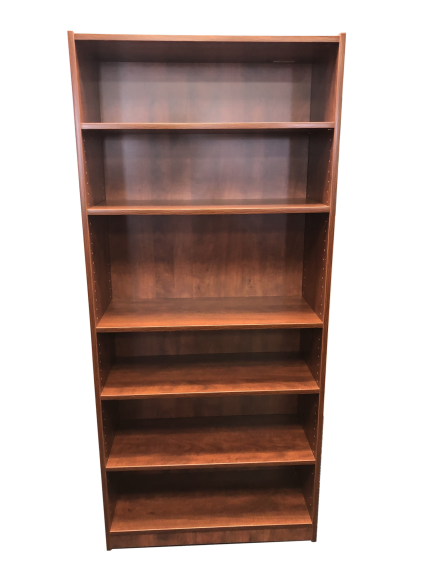 Candex Rum Cherry Bookcase