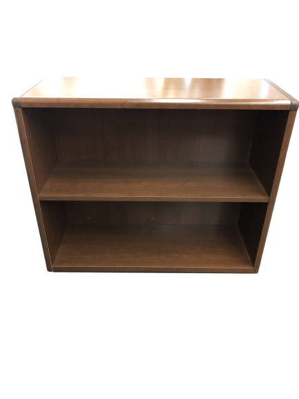 Hon Walnut Bookcase