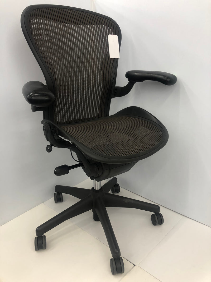 Herman Miller Aeron - B in Brown