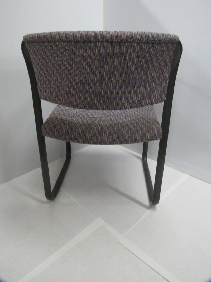 Gray Fabric/Metal Frame Matching Guest Chairs - Value Office Furniture & Equipment