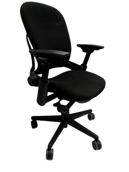 Steelcase Leap V2 Office Chair - Pre Owned, Reupholstered,