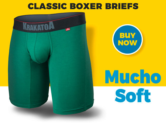 Classic Boxer Brief - Mucho Soft - Buy Now