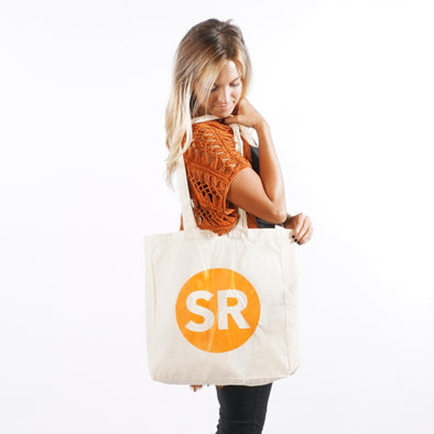 Simple Reminders Natural Tote Bag