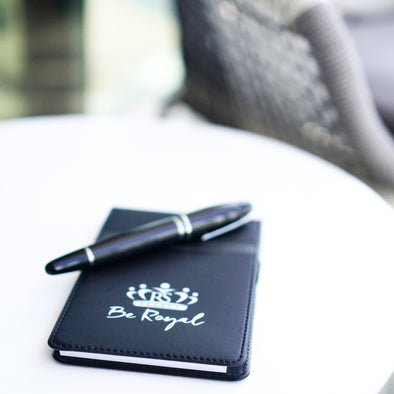 Be Royal Notepad