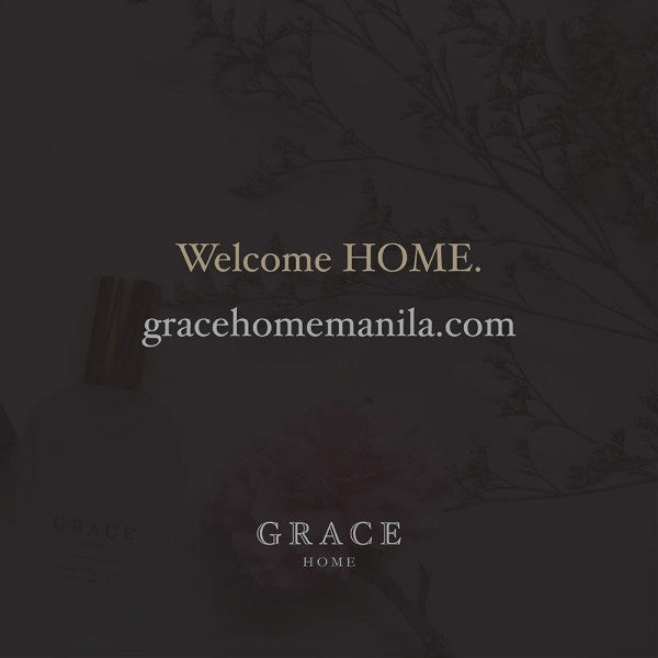 NOW OPEN: GRACEHOMEMANILA.COM