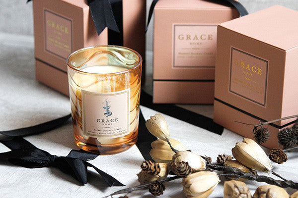 GRACE HOME CANDLE: THE SECOND SCENT