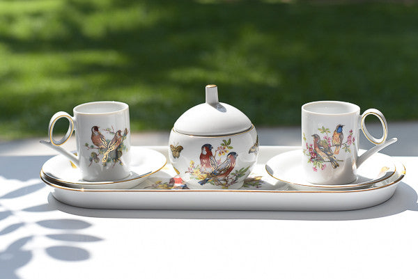 Fine Porcelain Tea Sets
