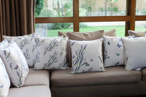 ... A New Furniture Or Sofa In Your Living Room (which Will Cost You An Arm  And A Leg), Why Not Be More Practical And Change Your Throw Pillows At Home?